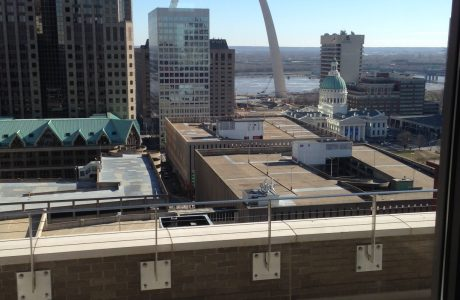 St. Louis from the Arcade Building